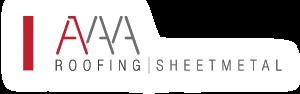 AAA Roofing |Sheet Metal Logo